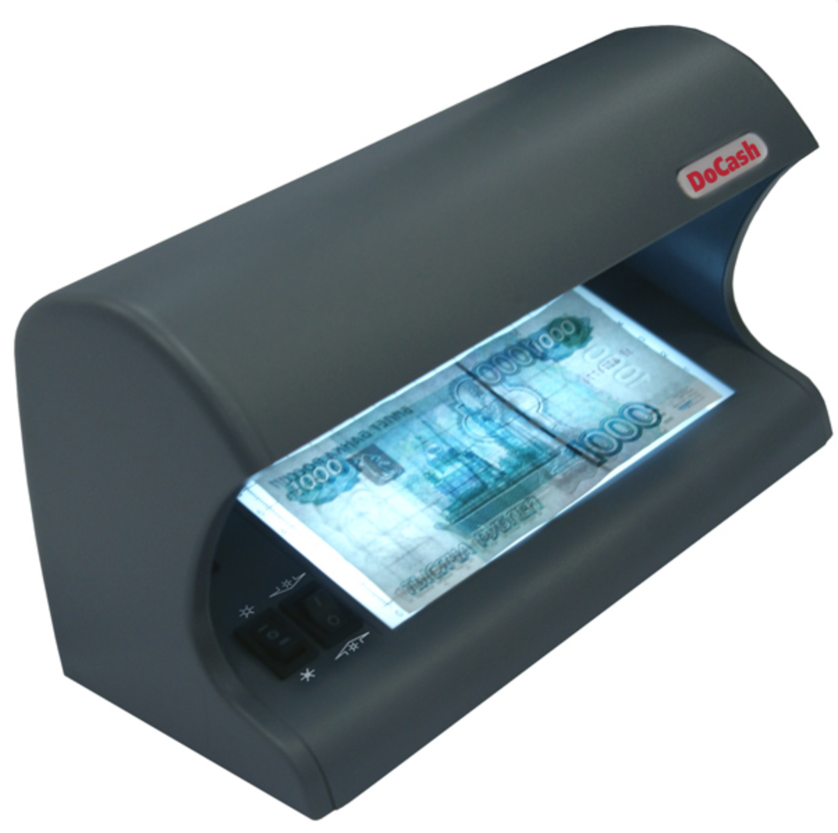 Ультрафиолетовый детектор валют своими руками